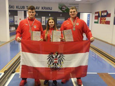 U23 Medaillenträger AUT